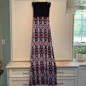 NWT but no price on tags. Nell Casual Maxi Dress